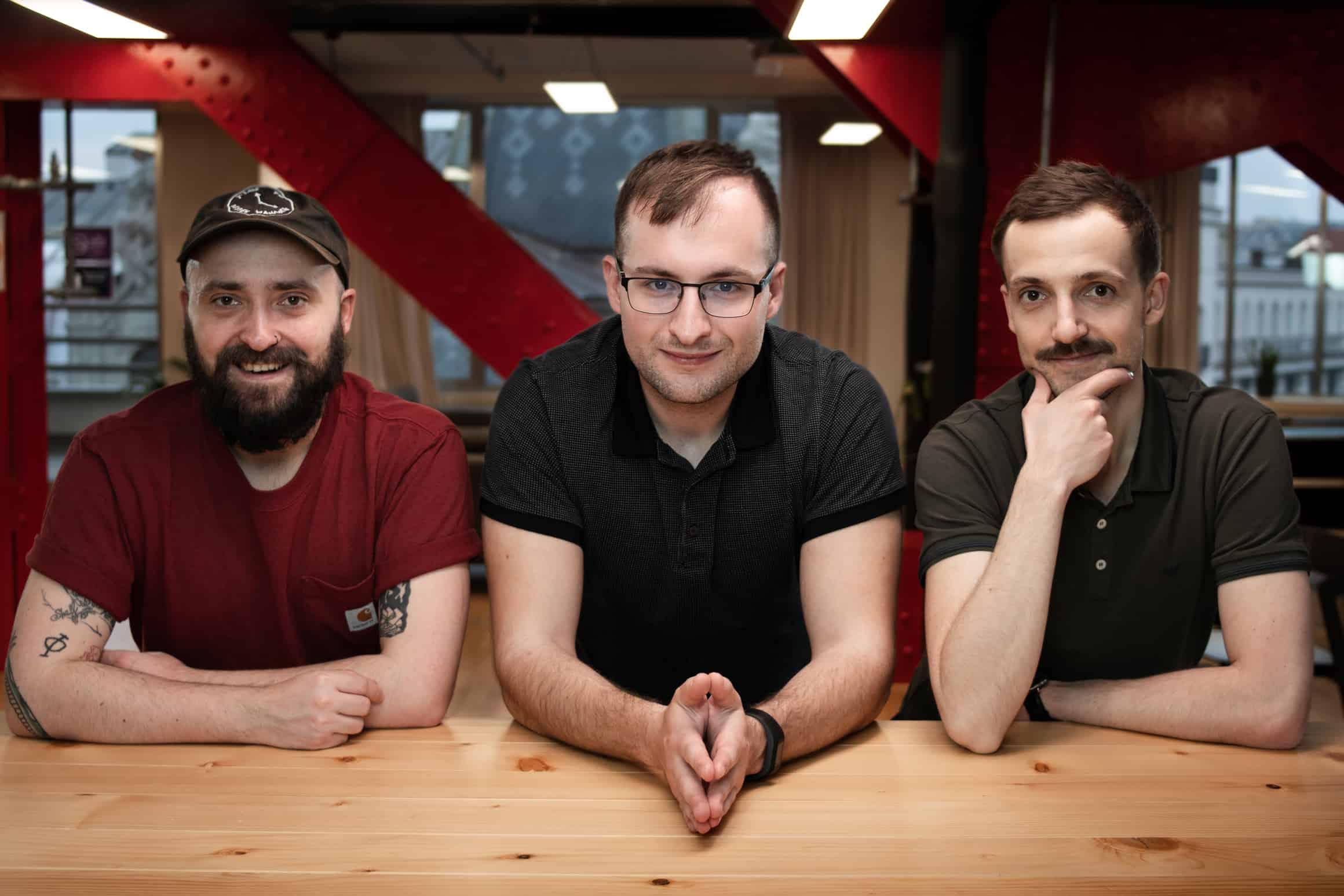 StreamBee founders