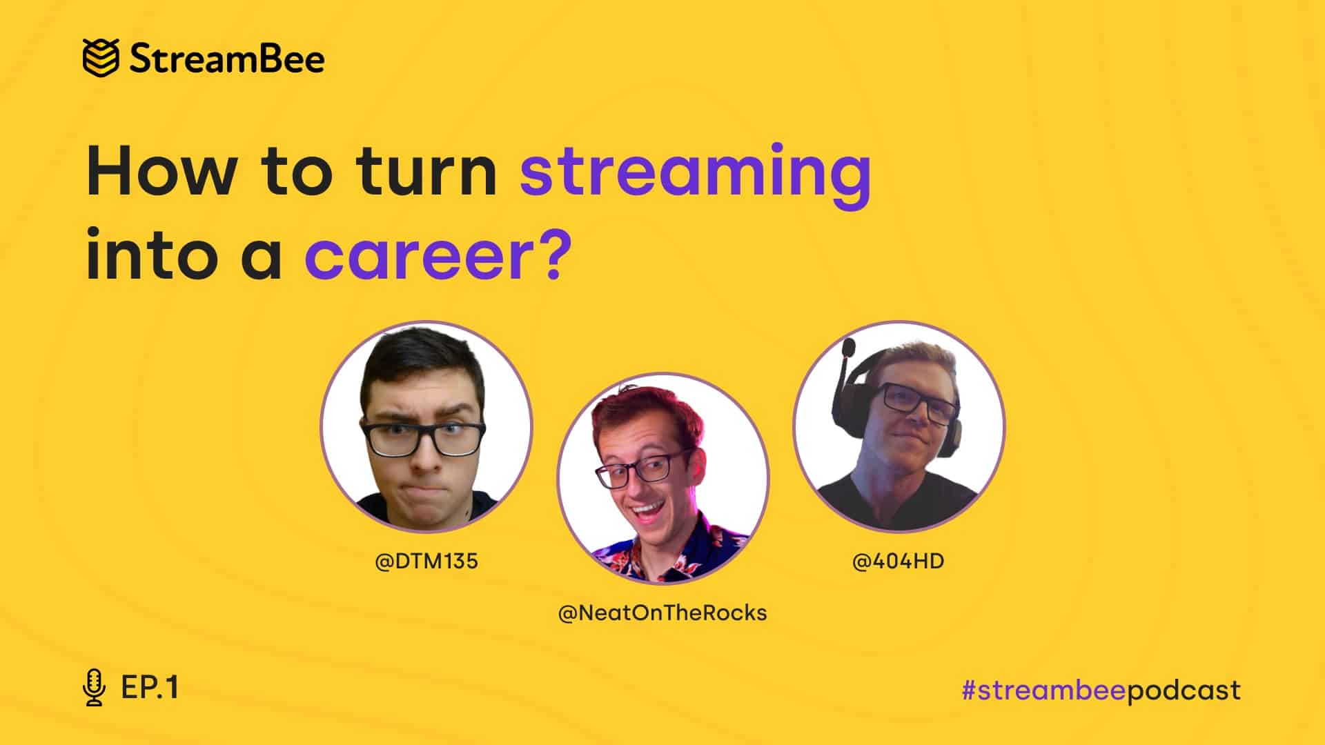 How to Turn Streaming Into A Career